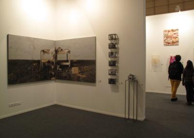Stand de Blanca Berlín en Arte Lisboa 2011<br/>