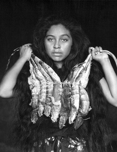 La mujer, Mexico, 1987<br/>