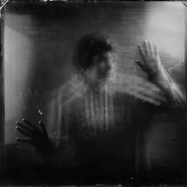 Reflexiones, 2018<br/>Ferrotipo. Positivo directo por colodión húmedo sobre aluminio / Wet plate collodion Tintype