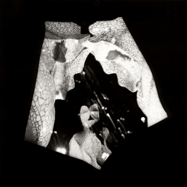 Trencadés VIII, 1992<br/>Giclée