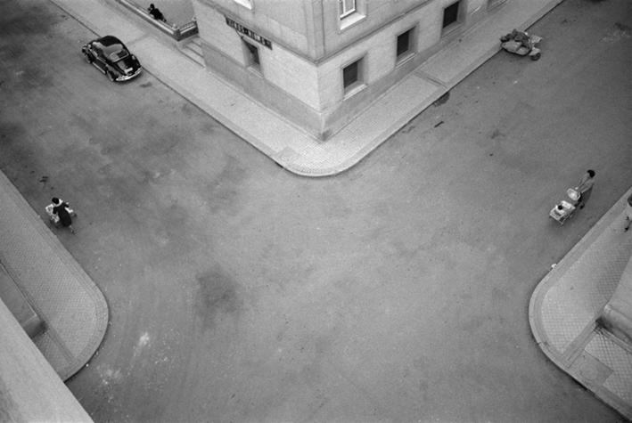 Barrio de la Concepción, 1958<br/>Gelatina de clorobromuro de plata con tratamiento de archivo al selenio / Silver gelatine with archival selenium treatment