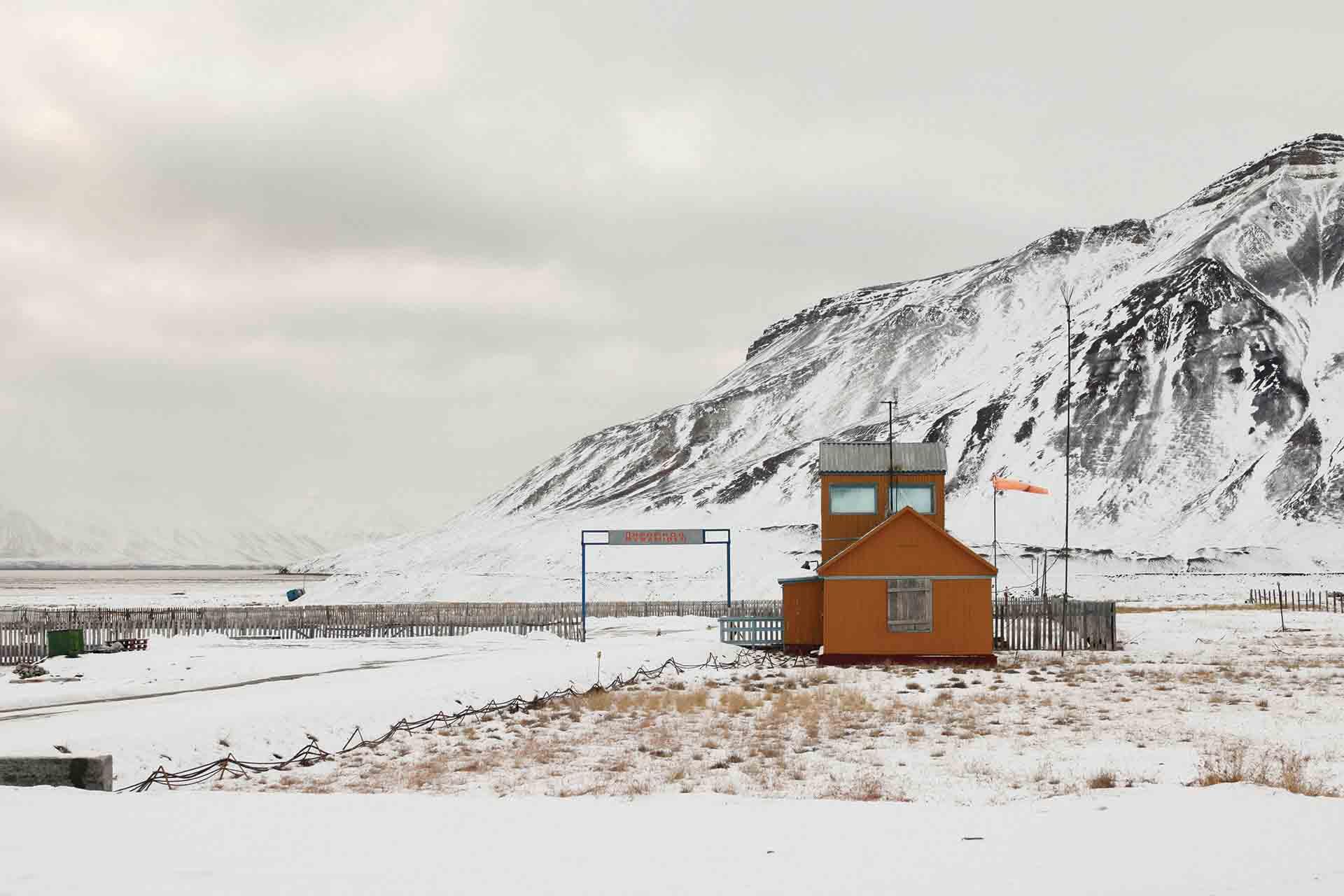 Pyramiden, Spitsbergen, Svalbard 20<br/>Impresión digital / Inject print