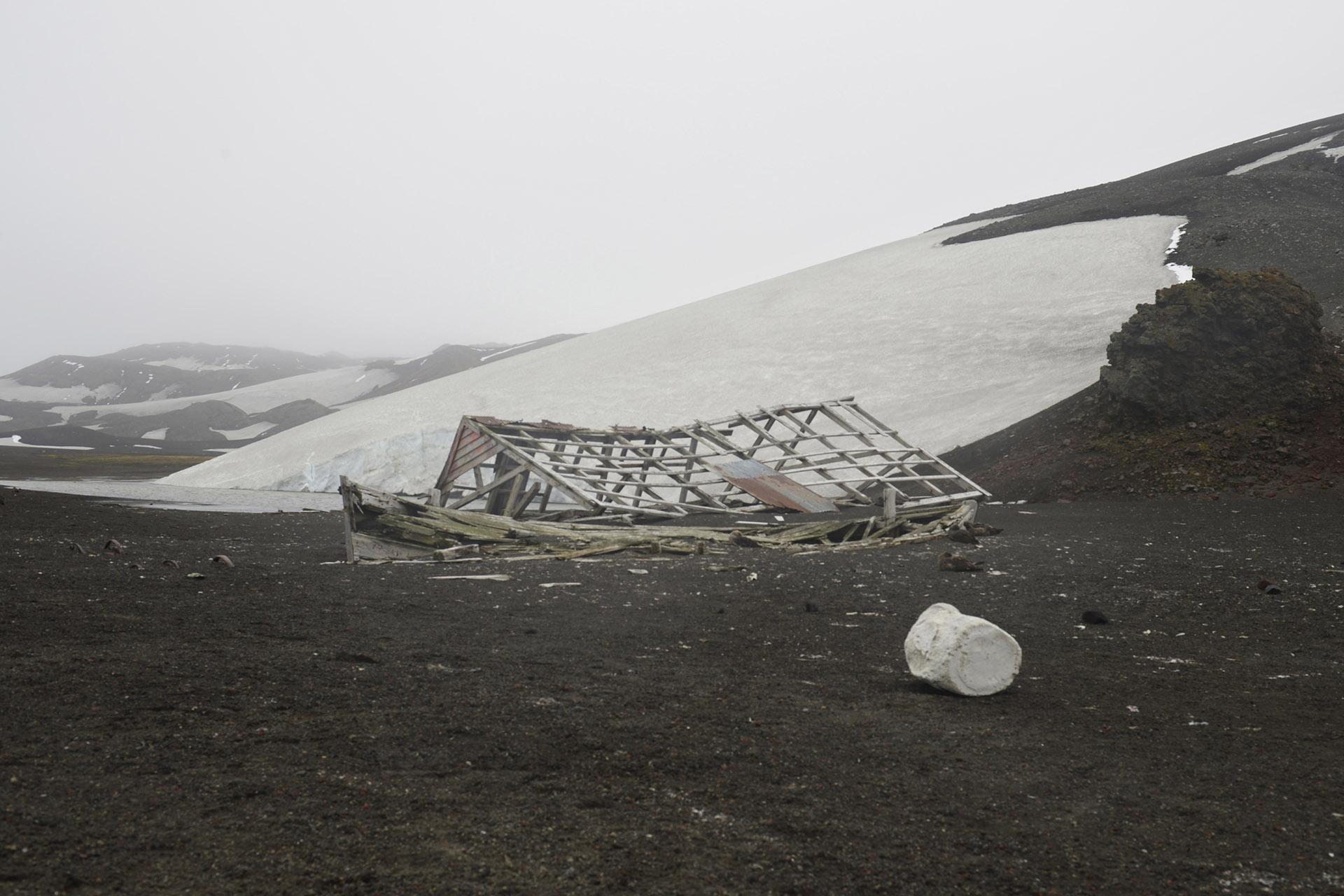 Deception Island, South Shetland Islands Archipelago2<br/>Impresión digital / Inject print