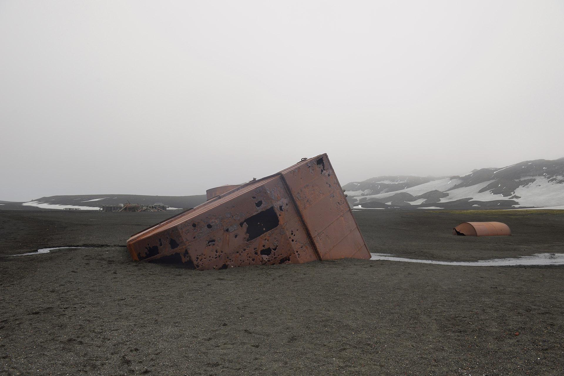 Deception Island, South Shetland Islands Archipelago 22<br/>Impresión digital / Inject print