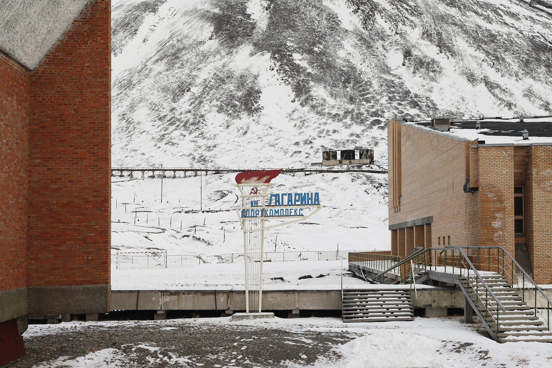 Pyramiden, Spitsbergen, Svalbard 22<br/>Impresión digital / Inject print