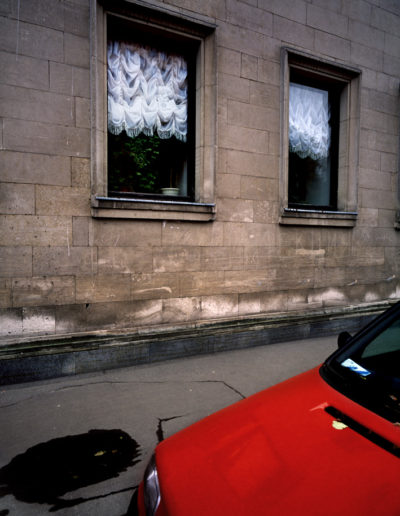 Moscú, 2002<br/>Tintas pigmentadas / Inkjet print
