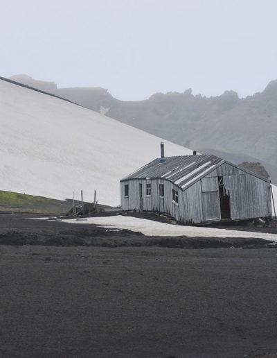 Deception Island, South Shetland Islands Archipelago<br/>Impresión digital / Inject print