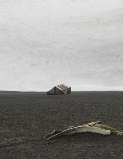 Deception Island, South Shetland Islands Archipelago, 2013<br/>Impresión digital / Inject print