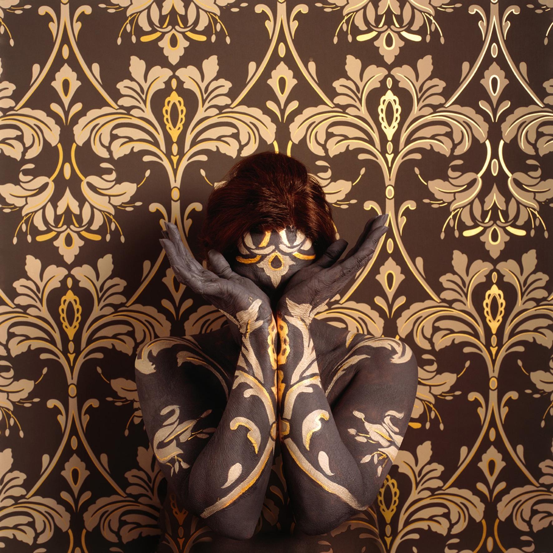 Art Nouveau, 2009<br/>Impresión de tintas de pigmentos