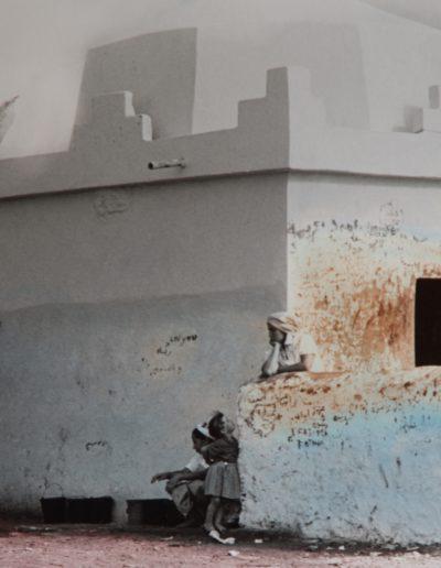 Azzemour Lalla Aicha, 1990<br/>Impresión de tintas de pigmentos / Inkjet