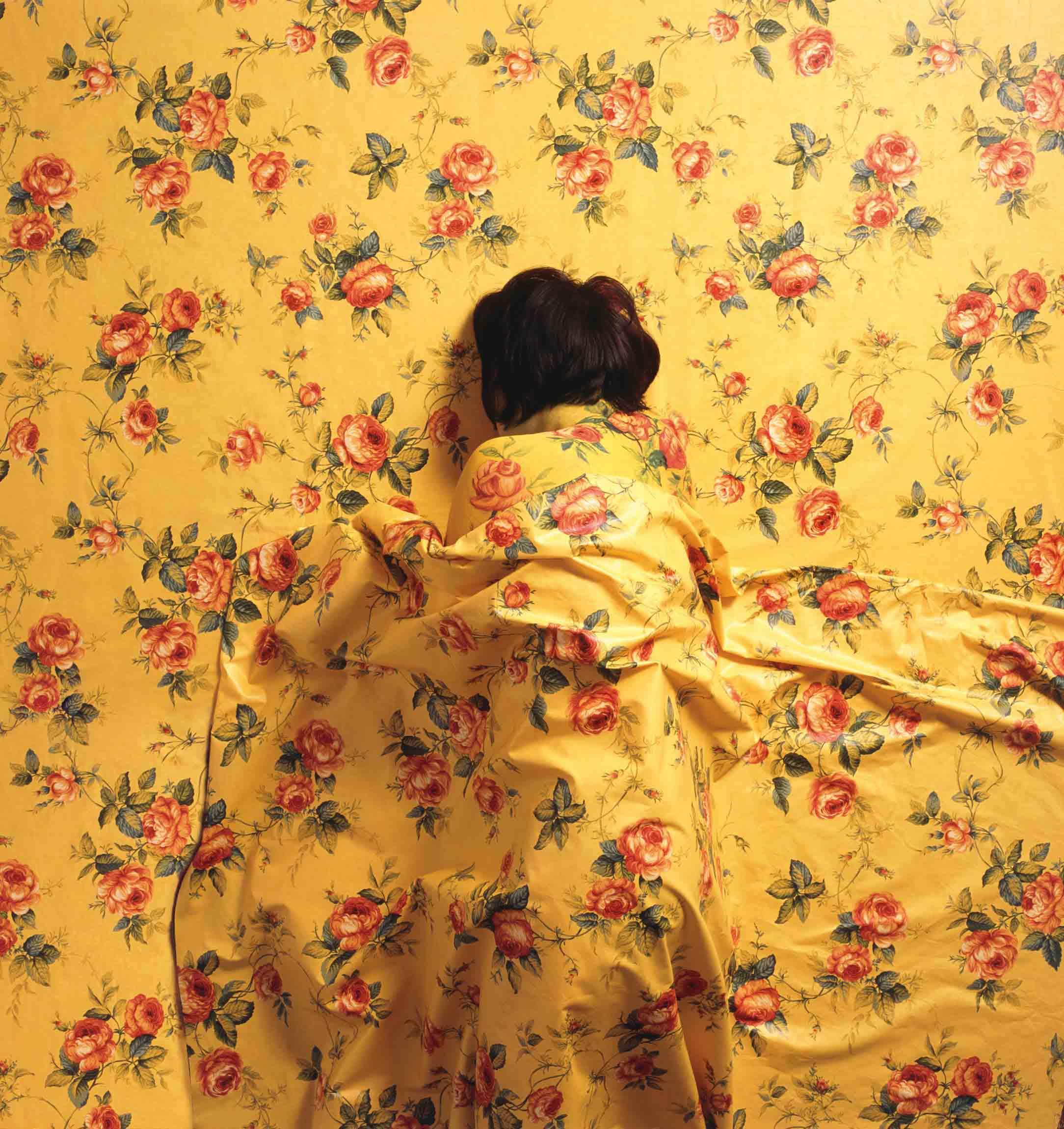 Bed of Roses, 2009<br/>Impresión de tintas de pigmentos