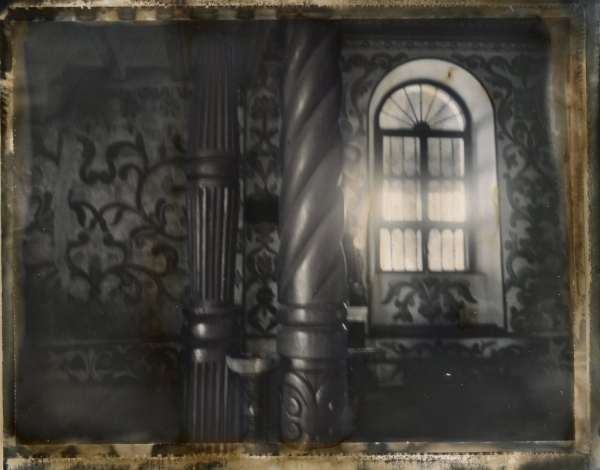 Bolivie. Interieur de San Miguel, 2010<br/>Impresión de tintas de pigmentos / Inkjet