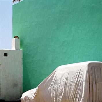Cabo de Gata, 1992<br/>Impresión de tintas de pigmento / Inkjet print
