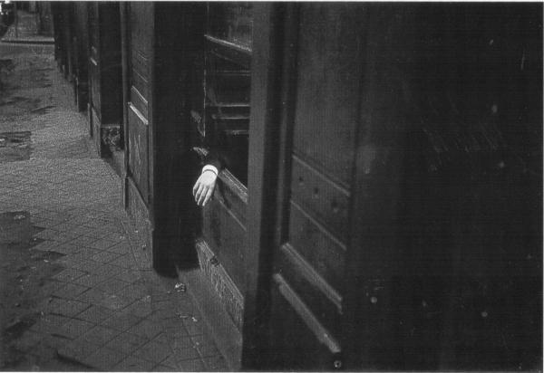 Cervecería alemana. Madrid,1960<br/>Gelatina de plata / Silver Gelatin