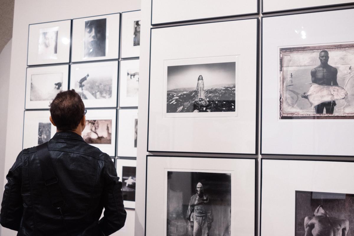 Stand de Blanca Berlín en PhotoLondon 2016<br/>