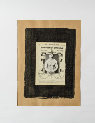 S/T, 1994<br/>Collage