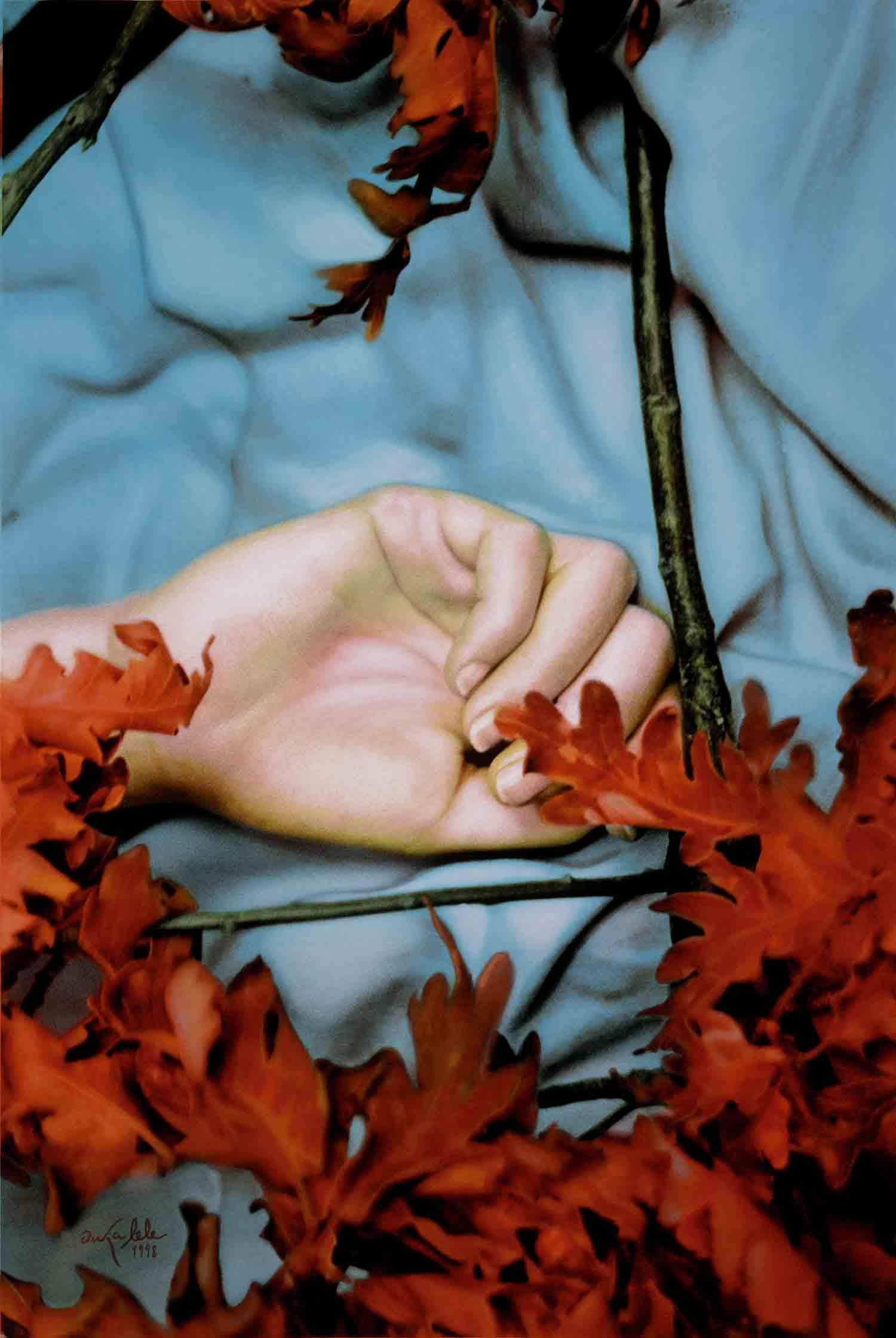 Donde te escondiste amada, 1998<br/>Tintas pigmentadas / Inkjet
