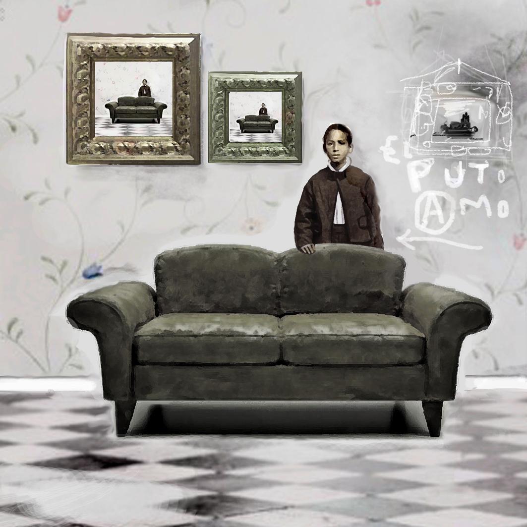 El puto amo, 2011<br/>Giclée