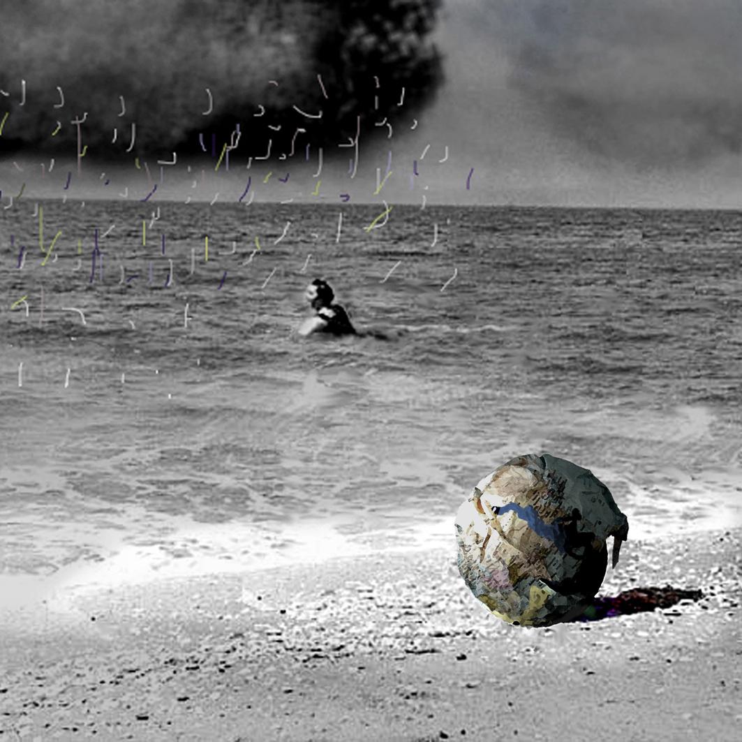 El último bano, 2011<br/>Giclée