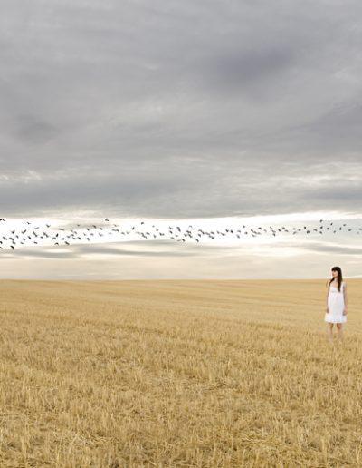 En el silencio VI, 2011<br/>C-Print