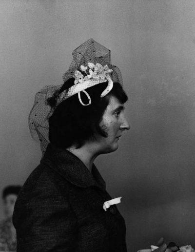 La mujer de Panella, 1958<br/>Gelatina de plata / Silver Gelatin