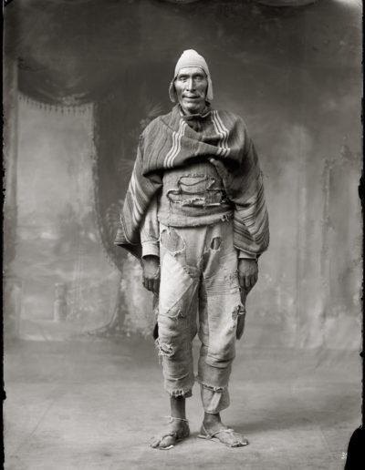 Gigante de Paruro, 1925<br/>Gelatina de plata / Silver gelatin print