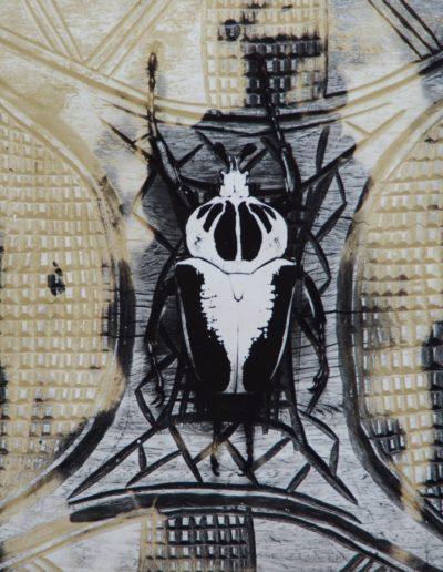 Goliath, 2004<br/>Impresión de tintas de pigmentos / Inkjet
