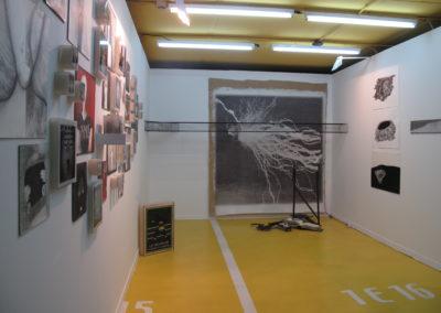 Stand de Blanca Berlín en JustMad 2012<br/>