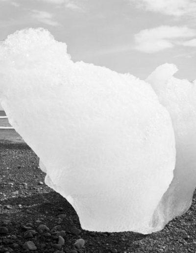 Ice form, 2005<br/>Impresión digital