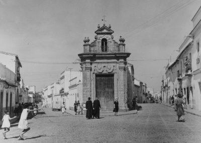 Jerez, 1962.<br/>Gelatina de clorobromuro de plata con tratamiento de archivo al selenio / Silver gelatine with archival selenium treatment