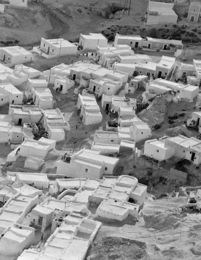 La Chanca, Almería, 1960<br/>Impresión de tintas de pigmento / Inkjet print