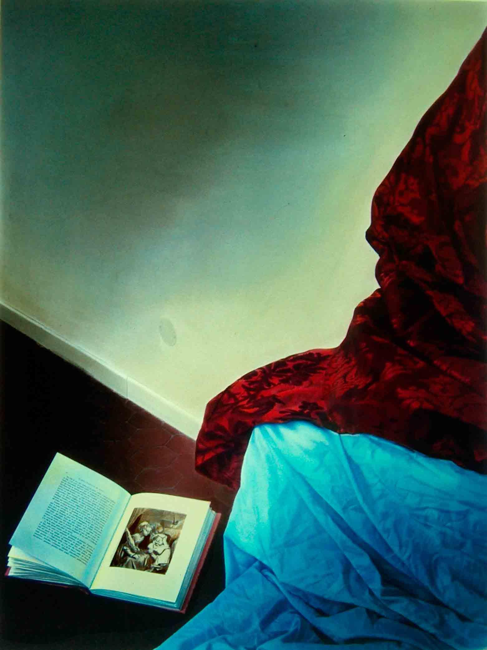 La bella durmiente del bosque, 1984<br/>Tintas pigmentadas / Inkjet