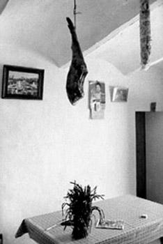 Arcos de la Frontera, 1959<br/>Gelatina de clorobromuro de plata con tratamiento de archivo al selenio / Silver gelatine with archival selenium treatment