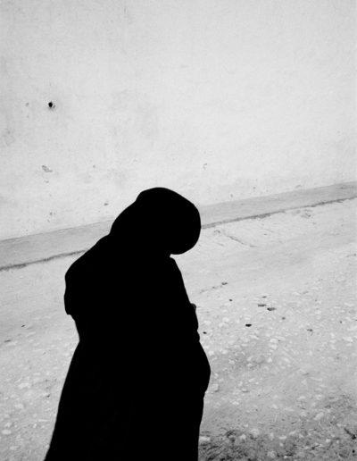 Moral de Calatrava. Ciudad Real, 1964<br/>Gelatina de clorobromuro de plata con tratamiento de archivo al selenio / Silver gelatine with archival selenium treatment