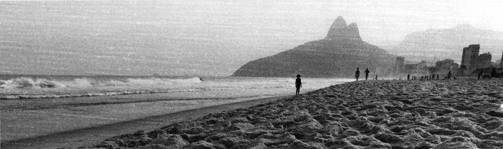 Morro Dois Irmaos, 1986<br/>