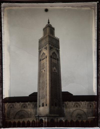 Mosquée de Marrakech, 2005<br/>Impresión de tintas de pigmentos / Inkjet