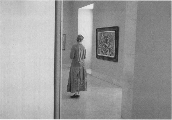 Museo Thyssen Bornemisza. Madrid, 1993<br/>Gelatina de plata / Silver Gelatin