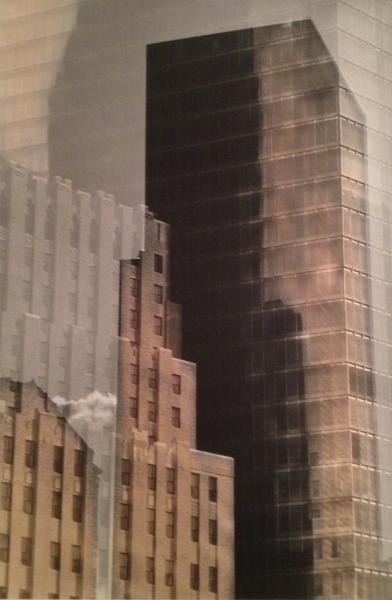 New York, Ground Zero, 2007<br/>Impresión de tintas de pigmentos / Inkjet