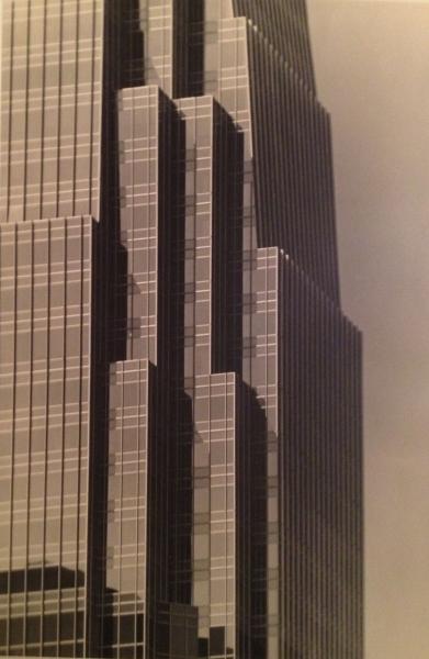 New York. Façade 2007<br/>Impresión de tintas de pigmentos / Inkjet