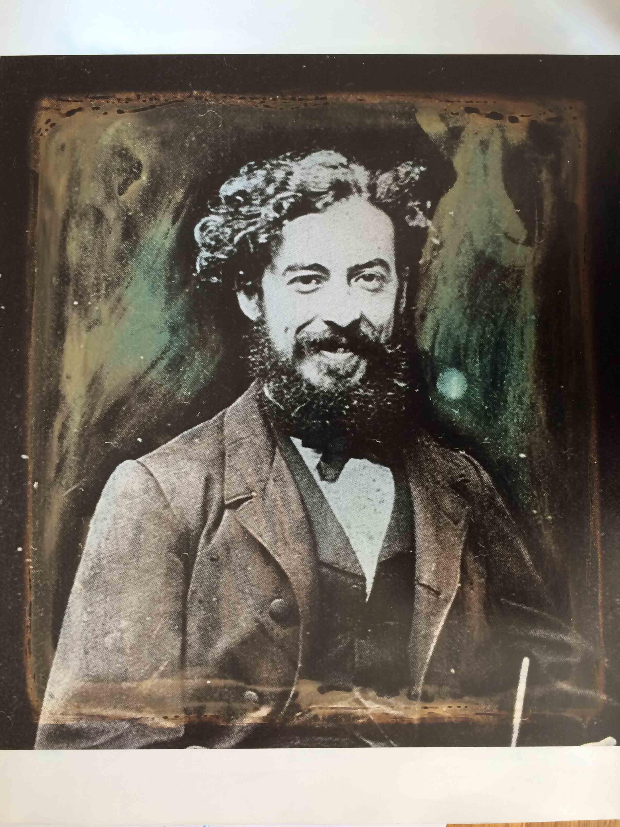 Photographie repro de Gustave Le Gray<br/>Impresión de tintas de pigmentos / Inkjet