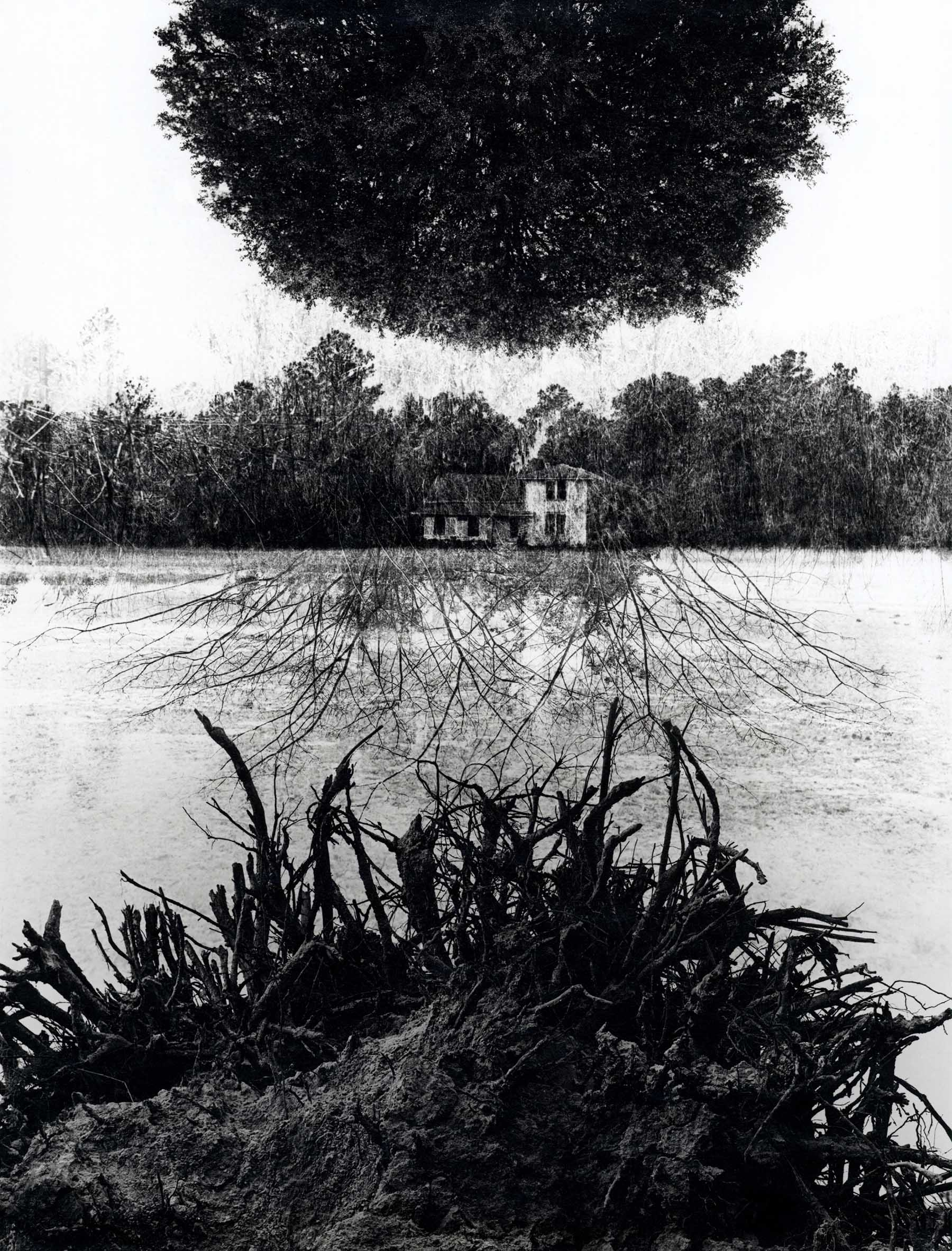 Poet's House, 1965<br/>Gelatina de plata / Silver gelatin print