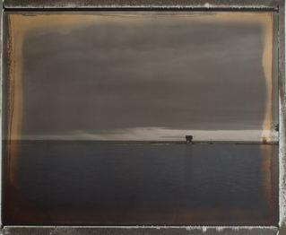 Polynésie, Baie De Tahaa, Ferme Perliére, 2003<br/>Impresión de tintas de pigmentos / Inkjet