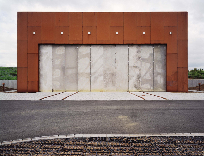 Pumping station, 2006<br/>Impresión digital