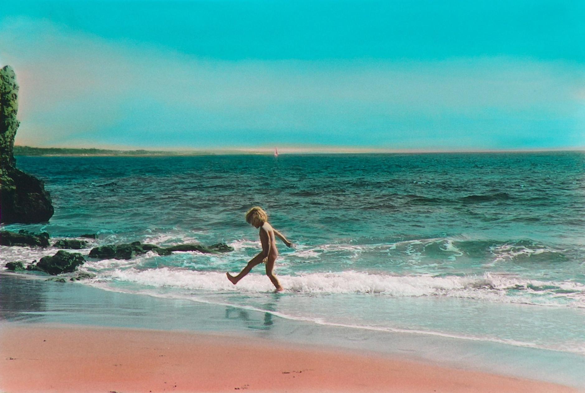 Qué precioso es el mar, 2003<br/>Tintas pigmentadas / Inkjet
