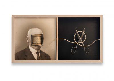 Recuerdo 9, 2014<br/>Fotografías y objetos encontrados / Photography and found object