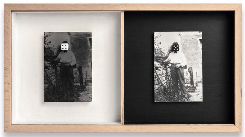 Recuerdo 4, 2014<br/>Fotografías y objetos encontrados / Photography and found object