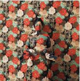 Reino Del Bambu<br/>Impresión de tintas de pigmentos
