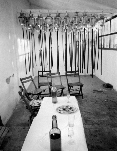 El Rocío, ca. 1955 - 1965<br/>Gelatina de clorobromuro de plata con tratamiento de archivo al selenio / Silver gelatine with archival selenium treatment
