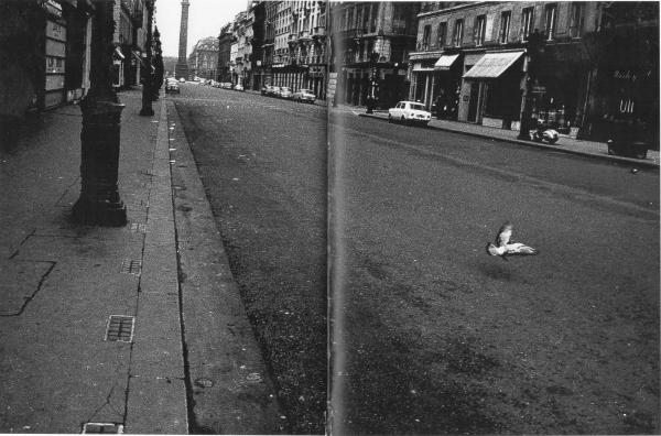 Rue de la paix. París, 1962<br/>Gelatina de plata / Silver Gelatin