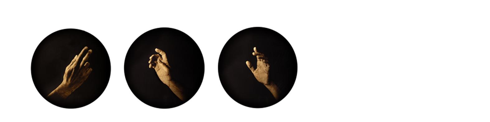 Estudio de la Anunciación de Reni, 2006<br/>Película orthocromática / Orthocromatic Print